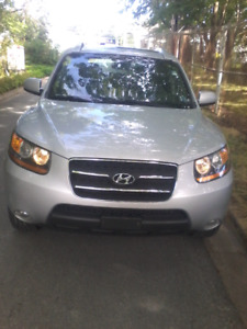 2009 Hyundai Santa fe. Limited. Fully loaded. AWD