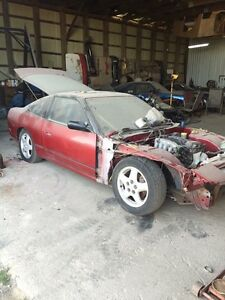 240sx CALI CAR! FULL PART OUT! LOTS OF PARTS!
