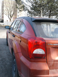 2008 Dodge Caliber with safety and e-test