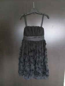 Black Romantic Party Dress