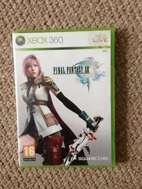 Final Fantasy Xlll (XBOX 360 GAMES)
