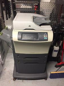 imprimante HP laser jet 4345 mfp