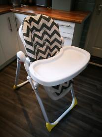 *FREE* My Babiie Billy Faiers High Chair
