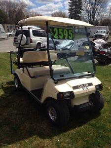 Club Car DS 48 volt Electric Golf Cart $2,595.