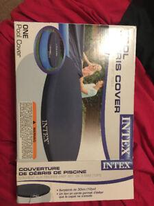 """12"""" Intex Pool Cover"""