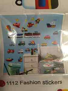 Kids room wall stickers (decals) Strathcona County Edmonton Area image 2