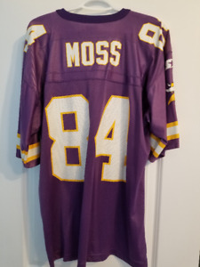 Very Rare, Retro, Randy Moss Vikings Jersey