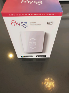 Mysa thermostat électronique 110v Android/iOS control wifi