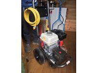 Honda slipstream PRO 12 pressure washer