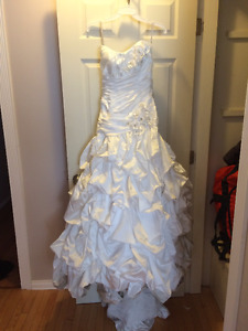 Maggie Sottero Couture Wedding Dress