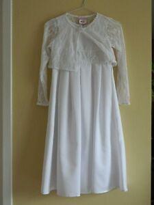 Robe 1ere communion, confirmation, mariage...