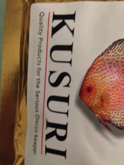 Kusuri 20g dewormer plus discus fish medication Como South Perth Area Preview