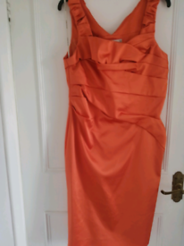 Karen Millen silk dress size 14