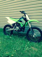 KX100 Dirt Bike For Sale