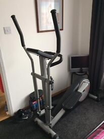 York 3600 Elliptical Trainer with Heart Rate Control