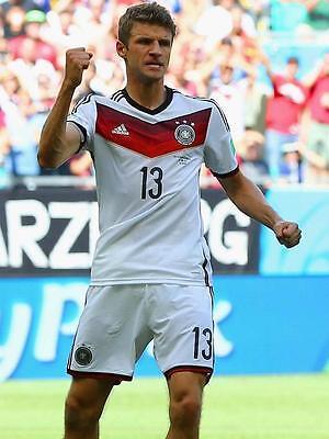 Carteles Thomas Muller Alemania Bayern Munich Soccer Football Fútbol #3