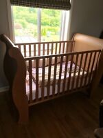 Couchette Morigeau Lepine Crib Daybed