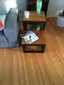 2 Tiered Side Table