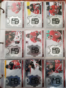 2017-18 Upper Deck Canadian Tire Team Canada ALL SUBSETS!!!