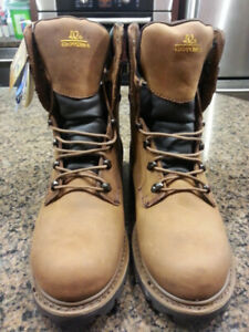 Chippewa Men's 8 Inch Heavy Duty Utility Boot Size 10M