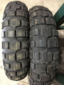 Honda Z50 Tires 3.5 x 8 (pair)