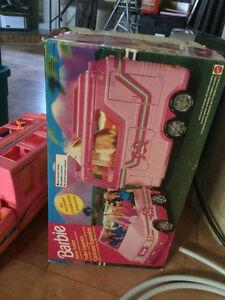 Caravane équestre Barbie