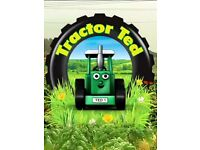 Wanted Tractor Ted books and DVDs