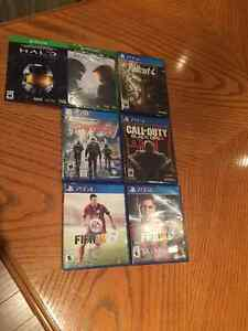 PS4 & XBOX ONE - Game Bundles