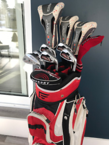 Superbe ensemble golf Callaway Big Bertha Diablo, taylormade