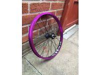AlienNation bmx wheel