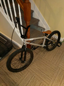 Mint condition BMX price negotiable