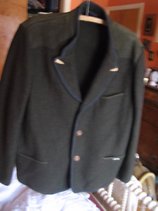 Geiger Mens Wool Jacket