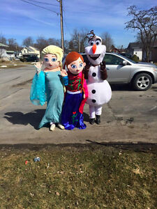 Funtastical Costumes - Mascot Characters for Parties Belleville Belleville Area image 4