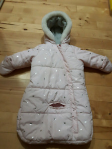 snow suit 0-6month