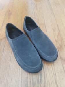 Dawson Moc Slip-On with built in Aetrex orthotic support