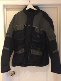 Buffalo motorcycle jacket