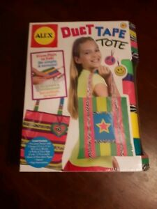 Duct Tape Tote Kit by ALEX *SEALED*