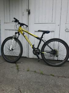 Vélo usagé à vendre