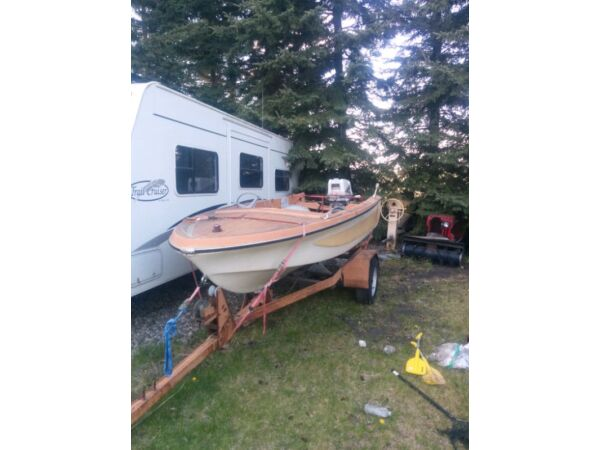 Olds (AB) Canada  city photo : Used 1960 Evinrude Boat 5866 Imperial Drive, Olds, AB T4H 1G6, Canada