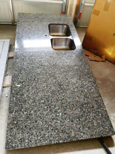 GRANITE COUNTER TOP SLABS  5 PCS FROM NEW HOME