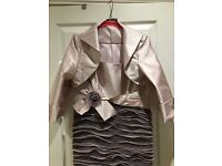 Mireia Designer Mother Of The Bride Dress OUTFIT worth £1000