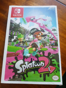 Splatoon 2 (Nintendo Switch) Official Guide