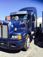 2007 Kenworth T600 is for sale
