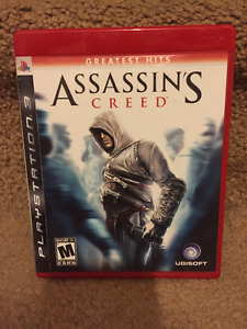 Playstation 3 - Assasin's Creed Video Game