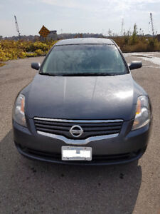 2009 Nissan Altima 4 Sedan (Quick Sale)