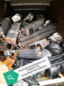 SCRAP METAL WANTED FREE COLLECTION TOP PRICES COPPER/BRASS/LEAD/LEAD