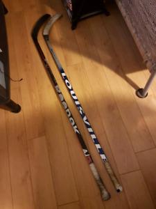 Bâton d'hockey
