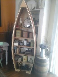 Hand Crafted Boat Shelf...BRAND NEW