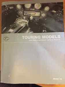 2005 Harley-Davidson Touring Models Service Manual