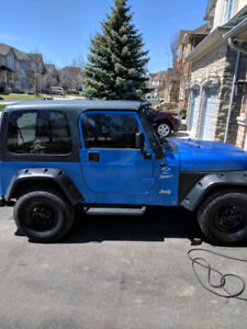 Great Condition Jeep
